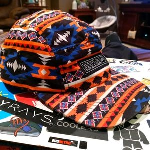 Young and Reckless 5 Panel Snapback
